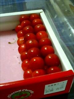 トマトじゃないよ