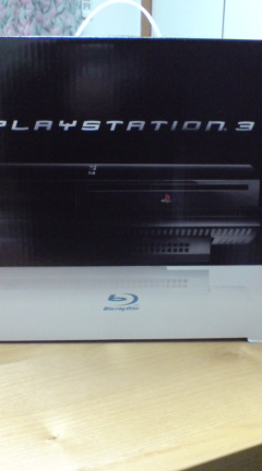 PS2が壊れました