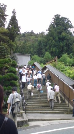 蔵王温泉に行って来ました
